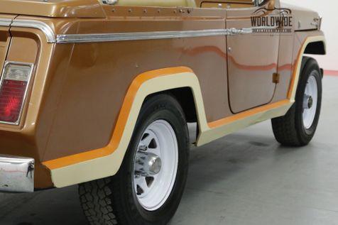 1968 Jeep JEEPSTER 68K MILES COMMANDO 4X4 MANUAL | Denver, CO | Worldwide Vintage Autos in Denver, CO