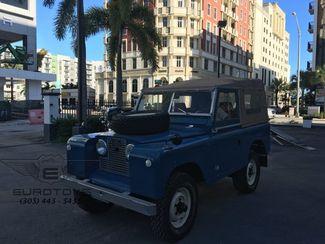 1968 Land Rover DEFENDER in Miami FL