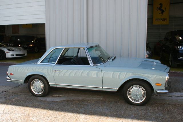 1968 Mercedes-Benz 280SL CUSTOM RESTORATION Houston, Texas 5