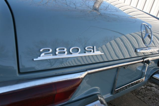 1968 Mercedes-Benz 280SL CUSTOM RESTORATION Houston, Texas 8