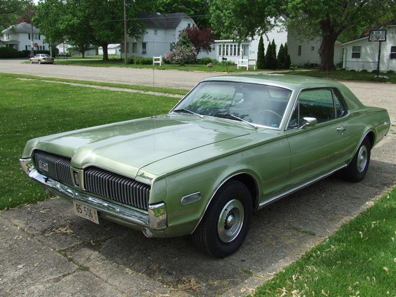 1968 Mercury Cougar | Mokena, Illinois | Classic Cars America LLC ...