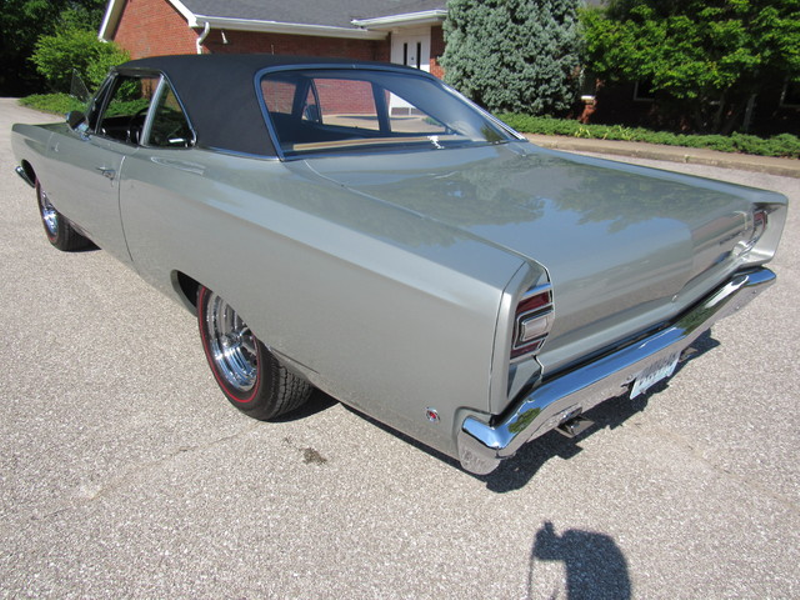 1968 Plymouth Roadrunner 1st One  St Charles Missouri  Schroeder Motors  in St. Charles, Missouri