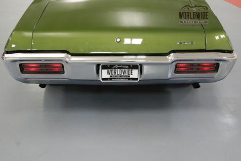 1968 Pontiac GTO 400V8 AUTO PHS DOCUMENTED POWER TOP | Denver, CO | Worldwide Vintage Autos in Denver, CO