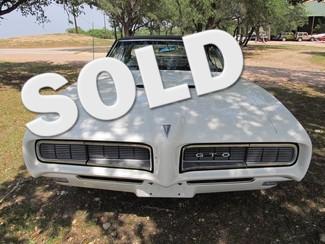 1968 Pontiac GTO Beaumont, TX