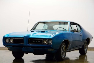 1968 Pontiac Lemans Coupe GTO Clone | Dallas, Texas | Shawnee Motor Company in  Texas