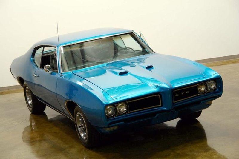 ... 1968 Pontiac Lemans Coupe GTO Clone | Dallas, Texas | Shawnee Motor Company in Dallas ...