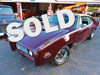 1968 Pontiac Lemans LEMANS GTO JUDGE TRIBUTE RedLineMuscleCars.com, Oklahoma