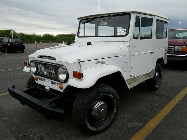 1968 toyota fj40 land cruiser dallas tx 1968 toyota fj40 land cruiser classic car in dallas. Black Bedroom Furniture Sets. Home Design Ideas