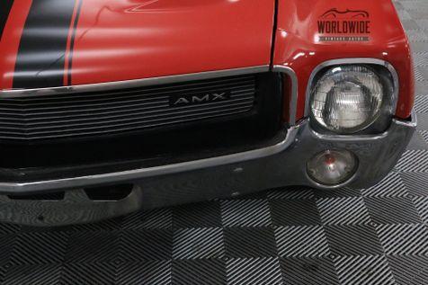 1969 Amc AMX 390 V8 FRONT DISC PS | Denver, Colorado | Worldwide Vintage Autos in Denver, Colorado
