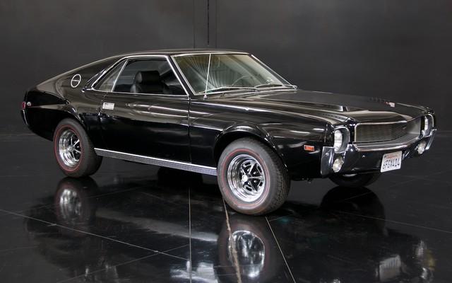 1969 Amc AMX  | Milpitas, California | NBS Auto Showroom