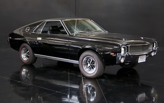1969 Amc AMX  | Milpitas, California | NBS Auto Showroom-[ 2 ]