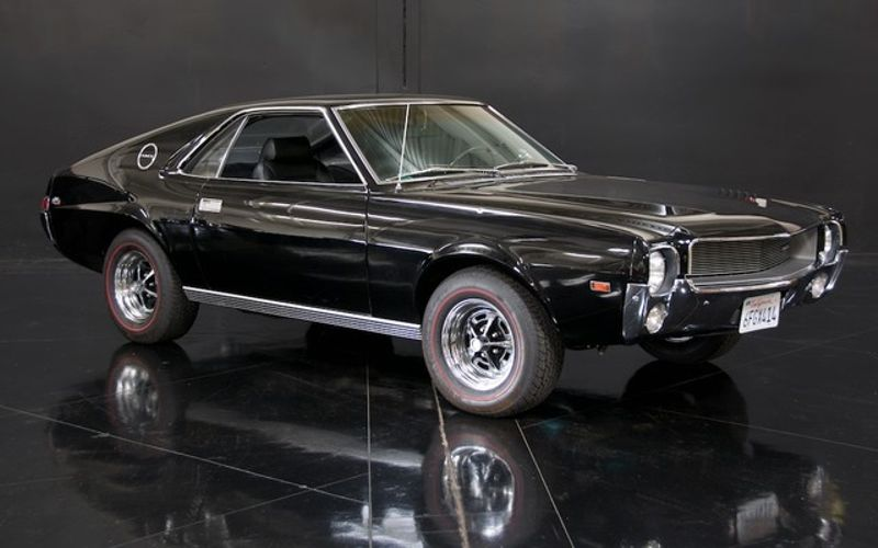 1969 Amc AMX  | Milpitas, California | NBS Auto Showroom