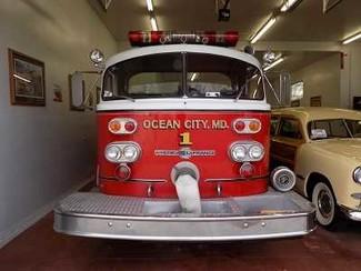 1969 American Lafrance Fire Truck - Utah Showroom Newberg, Oregon