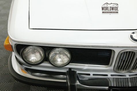 1969 BMW 2800CS EXTREMELY RARE 2800 COUPE AC! | Denver, CO | WORLDWIDE VINTAGE AUTOS in Denver, CO