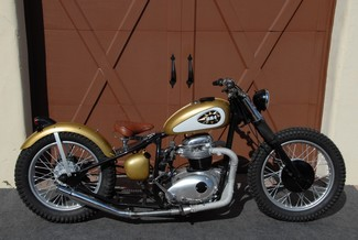 1969 Bsa A65 THUNDERBOLT CUSTOM BOBBER MOTORCYCLE MADE TO ORDER Cocoa, Florida