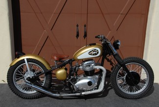 1969 Bsa A65 THUNDERBOLT CUSTOM BOBBER MOTORCYCLE MADE TO ORDER Cocoa, Florida 4