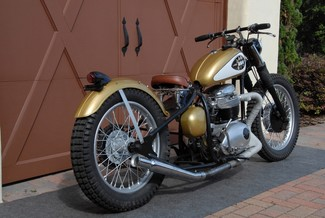 1969 Bsa A65 THUNDERBOLT CUSTOM BOBBER MOTORCYCLE MADE TO ORDER Cocoa, Florida 14