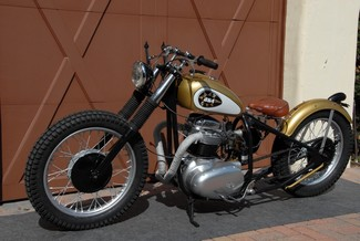 1969 Bsa A65 THUNDERBOLT CUSTOM BOBBER MOTORCYCLE MADE TO ORDER Cocoa, Florida 28