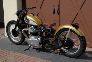 1969 Bsa A65 THUNDERBOLT CUSTOM BOBBER MOTORCYCLE MADE TO ORDER Cocoa, Florida 29