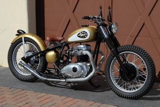 1969 Bsa A65 THUNDERBOLT CUSTOM BOBBER MOTORCYCLE MADE TO ORDER Cocoa, Florida 2
