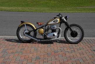 1969 Bsa A65 THUNDERBOLT CUSTOM BOBBER MOTORCYCLE MADE TO ORDER Cocoa, Florida 35