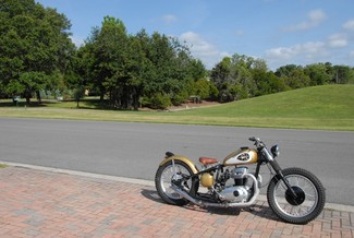 1969 Bsa A65 THUNDERBOLT CUSTOM BOBBER MOTORCYCLE MADE TO ORDER Cocoa, Florida 3