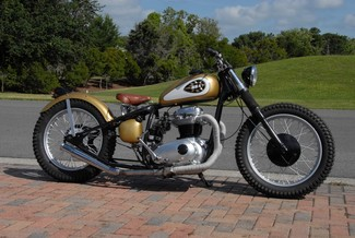 1969 Bsa A65 THUNDERBOLT CUSTOM BOBBER MOTORCYCLE MADE TO ORDER Cocoa, Florida 36