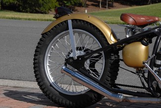 1969 Bsa A65 THUNDERBOLT CUSTOM BOBBER MOTORCYCLE MADE TO ORDER Cocoa, Florida 37
