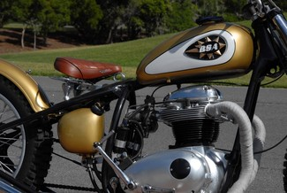 1969 Bsa A65 THUNDERBOLT CUSTOM BOBBER MOTORCYCLE MADE TO ORDER Cocoa, Florida 38