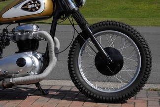 1969 Bsa A65 THUNDERBOLT CUSTOM BOBBER MOTORCYCLE MADE TO ORDER Cocoa, Florida 40