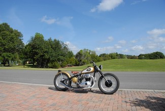 1969 Bsa A65 THUNDERBOLT CUSTOM BOBBER MOTORCYCLE MADE TO ORDER Cocoa, Florida 41