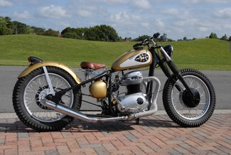 1969 Bsa A65 THUNDERBOLT CUSTOM BOBBER MOTORCYCLE MADE TO ORDER Cocoa, Florida 43