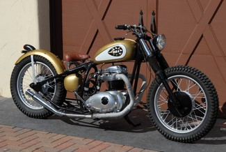 1969 Bsa A65 THUNDERBOLT CUSTOM BOBBER MOTORCYCLE MADE TO ORDER Cocoa, Florida 5