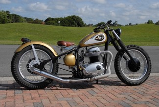 1969 Bsa A65 THUNDERBOLT CUSTOM BOBBER MOTORCYCLE MADE TO ORDER Cocoa, Florida 44
