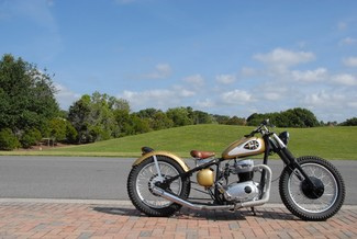 1969 Bsa A65 THUNDERBOLT CUSTOM BOBBER MOTORCYCLE MADE TO ORDER Cocoa, Florida 1