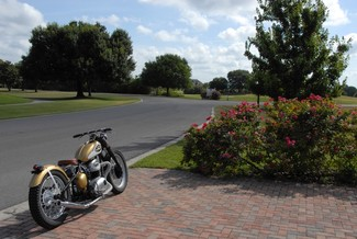 1969 Bsa A65 THUNDERBOLT CUSTOM BOBBER MOTORCYCLE MADE TO ORDER Cocoa, Florida 48