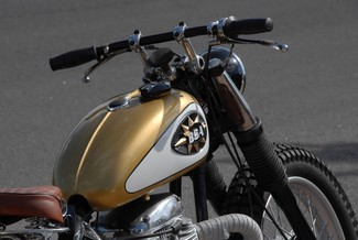 1969 Bsa A65 THUNDERBOLT CUSTOM BOBBER MOTORCYCLE MADE TO ORDER Cocoa, Florida 49