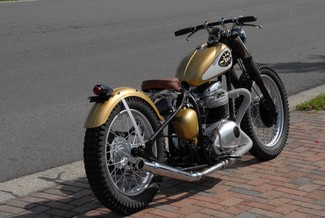 1969 Bsa A65 THUNDERBOLT CUSTOM BOBBER MOTORCYCLE MADE TO ORDER Cocoa, Florida 50