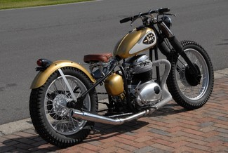 1969 Bsa A65 THUNDERBOLT CUSTOM BOBBER MOTORCYCLE MADE TO ORDER Cocoa, Florida 51