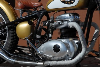 1969 Bsa A65 THUNDERBOLT CUSTOM BOBBER MOTORCYCLE MADE TO ORDER Cocoa, Florida 6