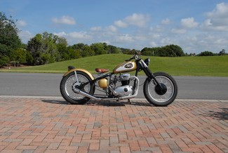 1969 Bsa A65 THUNDERBOLT CUSTOM BOBBER MOTORCYCLE MADE TO ORDER Cocoa, Florida 53