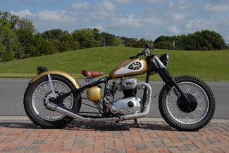 1969 Bsa A65 THUNDERBOLT CUSTOM BOBBER MOTORCYCLE MADE TO ORDER Cocoa, Florida 54
