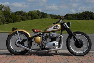 1969 Bsa A65 THUNDERBOLT CUSTOM BOBBER MOTORCYCLE MADE TO ORDER Cocoa, Florida 55