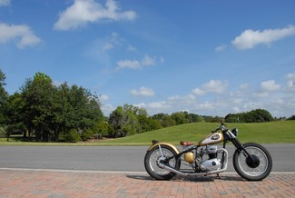1969 Bsa A65 THUNDERBOLT CUSTOM BOBBER MOTORCYCLE MADE TO ORDER Cocoa, Florida 56