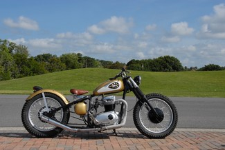 1969 Bsa A65 THUNDERBOLT CUSTOM BOBBER MOTORCYCLE MADE TO ORDER Cocoa, Florida 57