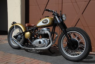 1969 Bsa A65 THUNDERBOLT CUSTOM BOBBER MOTORCYCLE MADE TO ORDER Cocoa, Florida 9