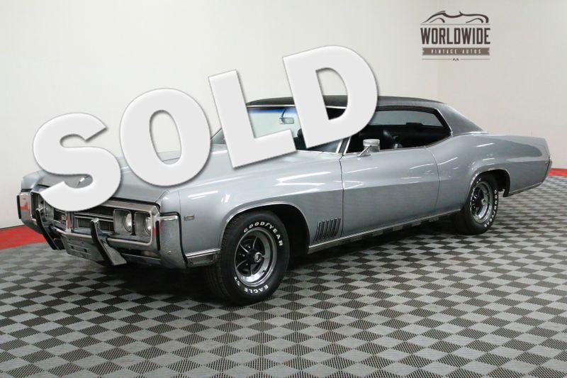 1969 Buick WILDCAT CUSTOM 430V8 AUTO A/C PS PB ORIGINAL POTECT-O-PLATE | Denver, CO | WORLDWIDE VINTAGE AUTOS