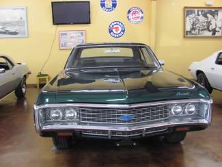 1969 Chevrolet Biscayne 2-door Blanchard, Oklahoma 8