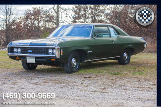 1969 Chevrolet Biscayne 396 Upgraded to a NASTY 460!  in Garland