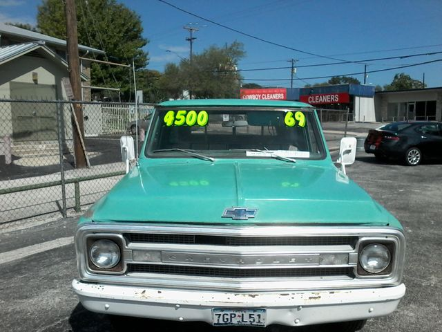 1969 Chevrolet C10 San Antonio, Texas 1